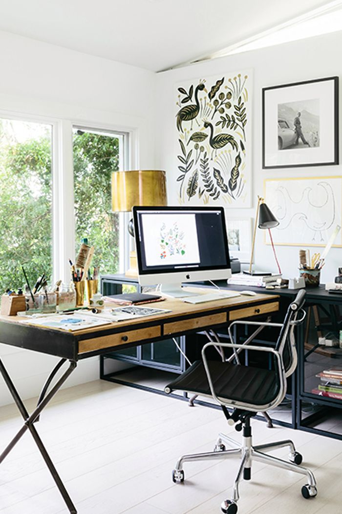 Attractive Office Setup