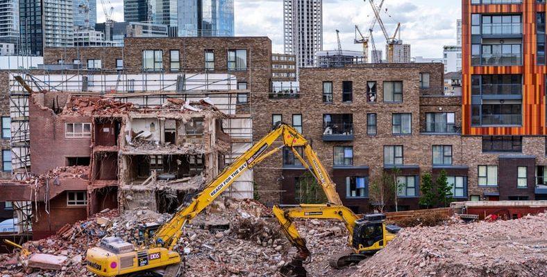 Home Demolition in Melbourne, VIC