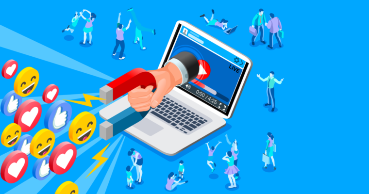 How to Use Social Channels to the Benefit of Your New Website