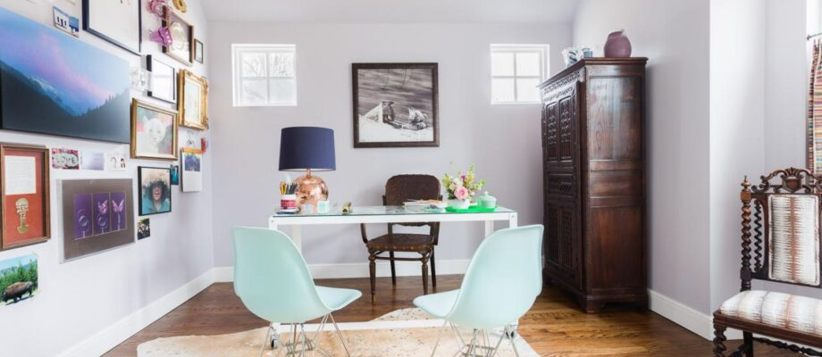 3 Tips For Creating A Comfortable Home Office