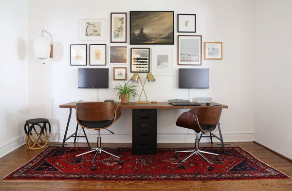 How To Select Chairs For Your Perfect Home-Office Duo