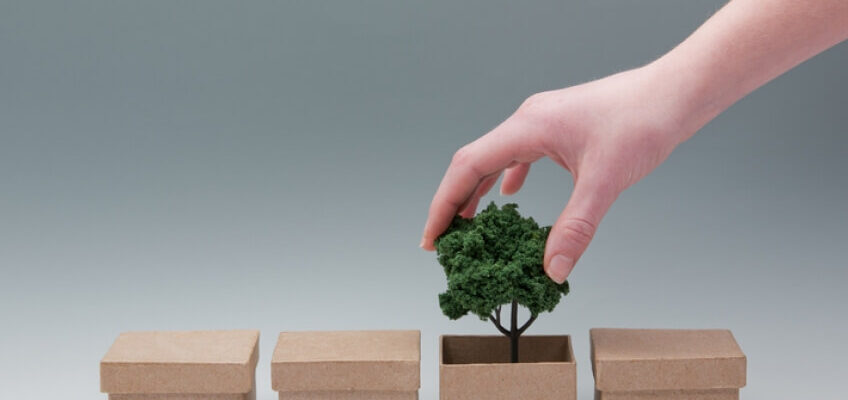 How can brands look to the future when it comes to sustainable packaging?