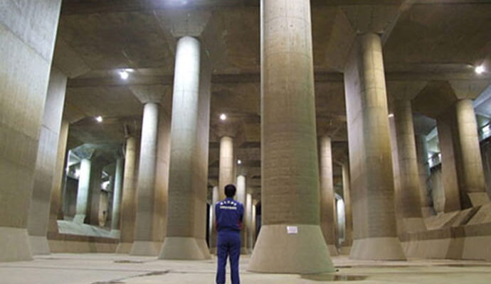The World's Six Largest Underground Structures